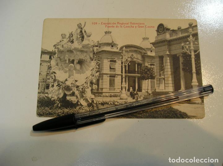 Postales: LOTE 20 ANTIGUAS TARJETA POSTAL EXPOSICION REGIONAL VALENCIANA FOTOS TODAS POSTALES (19) - Foto 26 - 183959092