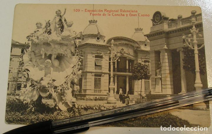 Postales: LOTE 20 ANTIGUAS TARJETA POSTAL EXPOSICION REGIONAL VALENCIANA FOTOS TODAS POSTALES (19) - Foto 27 - 183959092