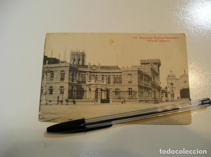 Postales: LOTE 20 ANTIGUAS TARJETA POSTAL EXPOSICION REGIONAL VALENCIANA FOTOS TODAS POSTALES (19) - Foto 29 - 183959092