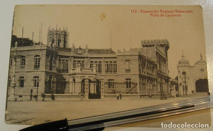 Postales: LOTE 20 ANTIGUAS TARJETA POSTAL EXPOSICION REGIONAL VALENCIANA FOTOS TODAS POSTALES (19) - Foto 30 - 183959092