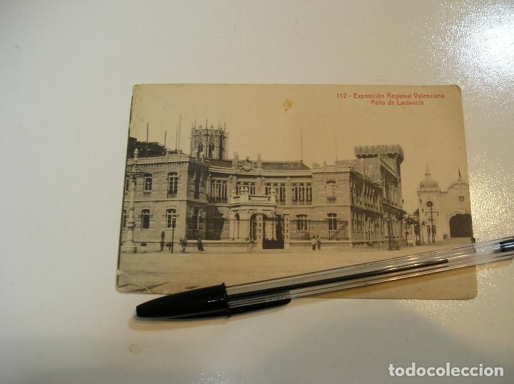 Postales: LOTE 20 ANTIGUAS TARJETA POSTAL EXPOSICION REGIONAL VALENCIANA FOTOS TODAS POSTALES (19) - Foto 31 - 183959092