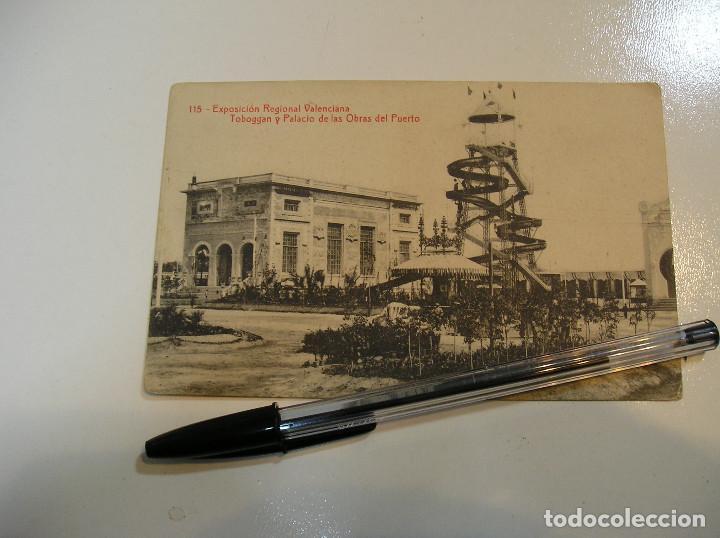 Postales: LOTE 20 ANTIGUAS TARJETA POSTAL EXPOSICION REGIONAL VALENCIANA FOTOS TODAS POSTALES (19) - Foto 33 - 183959092