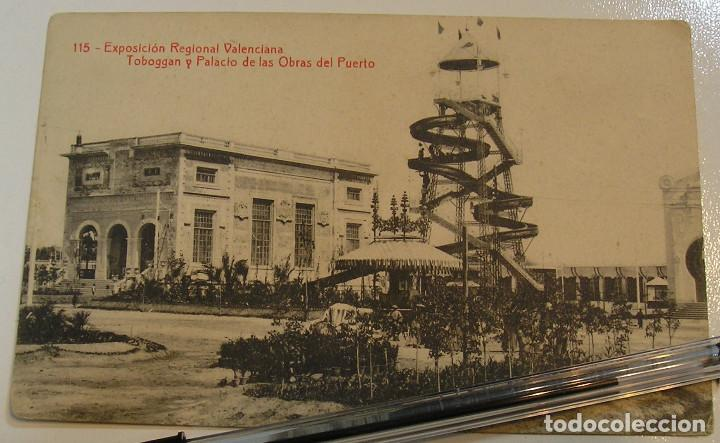 Postales: LOTE 20 ANTIGUAS TARJETA POSTAL EXPOSICION REGIONAL VALENCIANA FOTOS TODAS POSTALES (19) - Foto 34 - 183959092