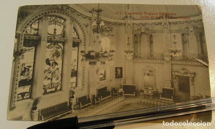Postales: LOTE 20 ANTIGUAS TARJETA POSTAL EXPOSICION REGIONAL VALENCIANA FOTOS TODAS POSTALES (19) - Foto 37 - 183959092
