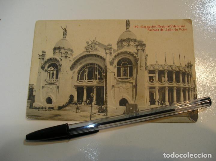 Postales: LOTE 20 ANTIGUAS TARJETA POSTAL EXPOSICION REGIONAL VALENCIANA FOTOS TODAS POSTALES (19) - Foto 43 - 183959092