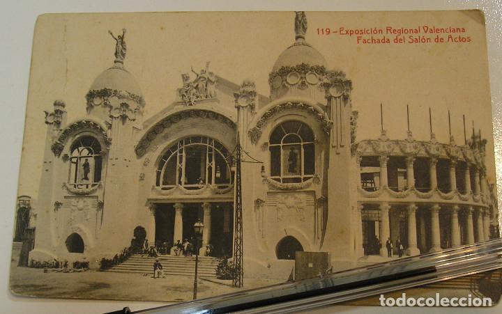 Postales: LOTE 20 ANTIGUAS TARJETA POSTAL EXPOSICION REGIONAL VALENCIANA FOTOS TODAS POSTALES (19) - Foto 44 - 183959092