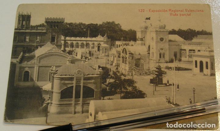 Postales: LOTE 20 ANTIGUAS TARJETA POSTAL EXPOSICION REGIONAL VALENCIANA FOTOS TODAS POSTALES (19) - Foto 47 - 183959092