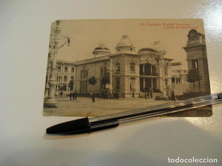 Postales: LOTE 20 ANTIGUAS TARJETA POSTAL EXPOSICION REGIONAL VALENCIANA FOTOS TODAS POSTALES (19) - Foto 49 - 183959092