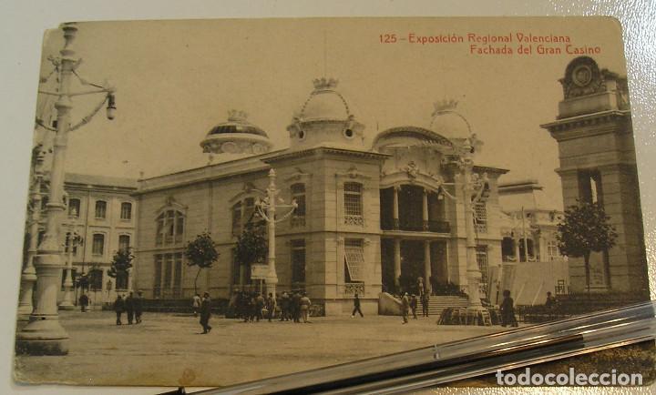 Postales: LOTE 20 ANTIGUAS TARJETA POSTAL EXPOSICION REGIONAL VALENCIANA FOTOS TODAS POSTALES (19) - Foto 50 - 183959092