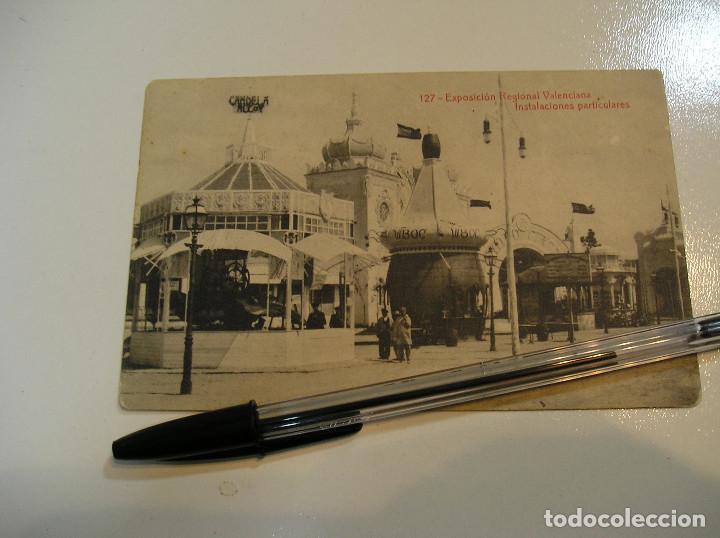 Postales: LOTE 20 ANTIGUAS TARJETA POSTAL EXPOSICION REGIONAL VALENCIANA FOTOS TODAS POSTALES (19) - Foto 52 - 183959092