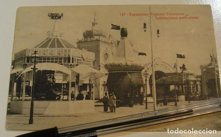 Postales: LOTE 20 ANTIGUAS TARJETA POSTAL EXPOSICION REGIONAL VALENCIANA FOTOS TODAS POSTALES (19) - Foto 53 - 183959092