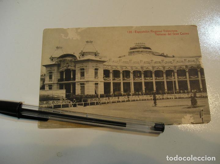 Postales: LOTE 20 ANTIGUAS TARJETA POSTAL EXPOSICION REGIONAL VALENCIANA FOTOS TODAS POSTALES (19) - Foto 55 - 183959092
