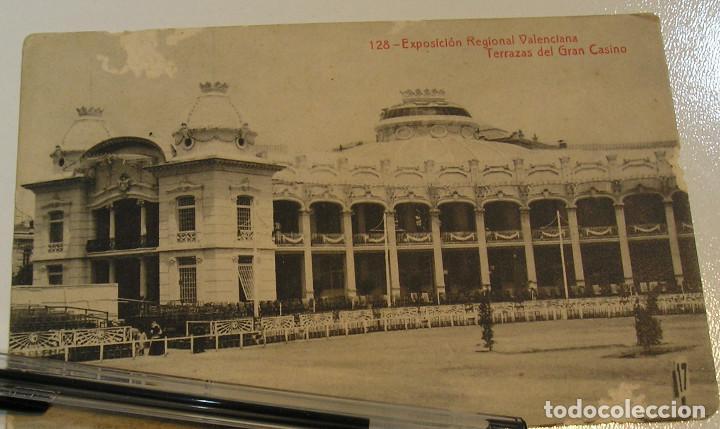 Postales: LOTE 20 ANTIGUAS TARJETA POSTAL EXPOSICION REGIONAL VALENCIANA FOTOS TODAS POSTALES (19) - Foto 56 - 183959092
