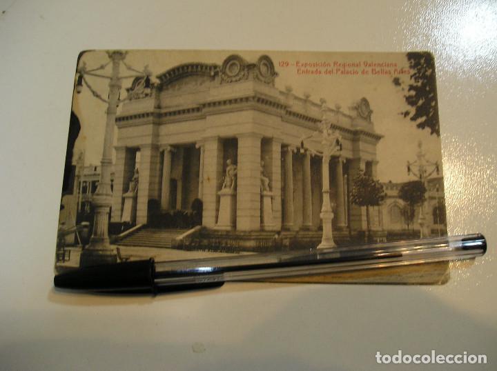 Postales: LOTE 20 ANTIGUAS TARJETA POSTAL EXPOSICION REGIONAL VALENCIANA FOTOS TODAS POSTALES (19) - Foto 58 - 183959092