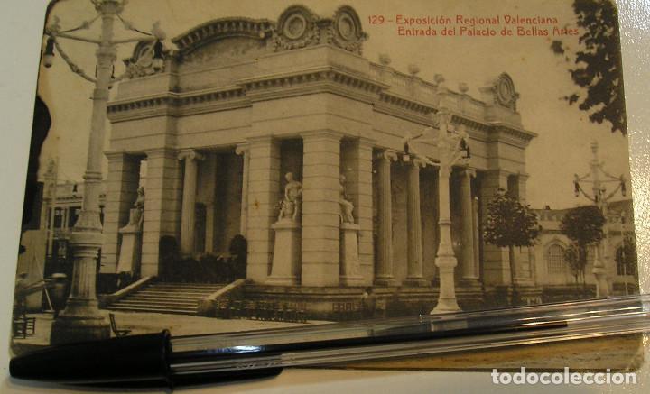 Postales: LOTE 20 ANTIGUAS TARJETA POSTAL EXPOSICION REGIONAL VALENCIANA FOTOS TODAS POSTALES (19) - Foto 59 - 183959092