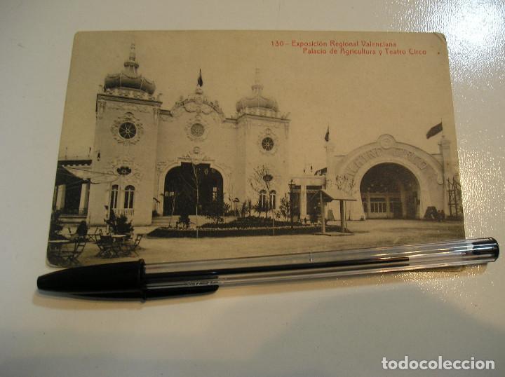 Postales: LOTE 20 ANTIGUAS TARJETA POSTAL EXPOSICION REGIONAL VALENCIANA FOTOS TODAS POSTALES (19) - Foto 61 - 183959092