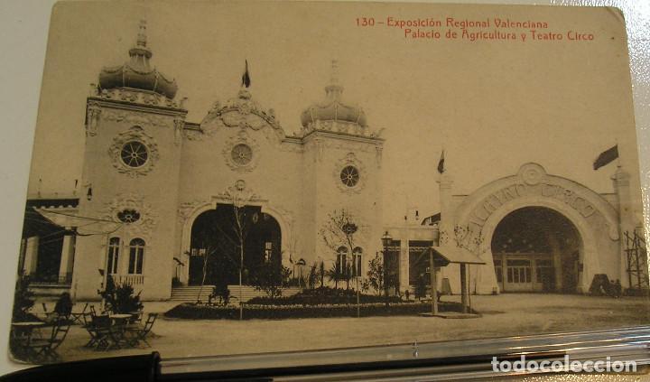 Postales: LOTE 20 ANTIGUAS TARJETA POSTAL EXPOSICION REGIONAL VALENCIANA FOTOS TODAS POSTALES (19) - Foto 62 - 183959092