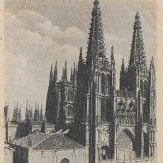 Postales: POSTAL BURGOS LA CATHEDRALE. Lote 184308913
