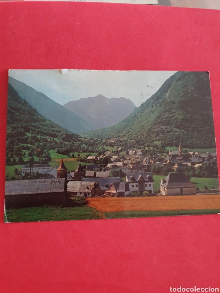 VALLE DE ARAN LERIDA.CIRCULADA.1978. (Postales - Varios)
