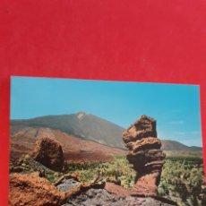 Postales: TEIDE.TENERIFE.CIRCULADA.1972.. Lote 184832518