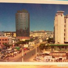 Cartoline: LUMIÈRE ET COULEURS DU BENIN. COTONOU. SIN USAR. Lote 185672102