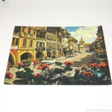 Postales: (AKT.12) POSTAL CIRCULADA - MORAT-GRAND-RUE. Lote 187462753