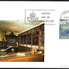 Postales: POSTAL LLIVIA FARMACIA MUSEO. Lote 188458787
