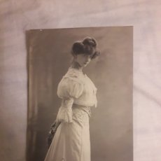 Postales: ÁNTIGUA TARJETA POSTAL CIRCULADA DE 1908. Lote 188597860
