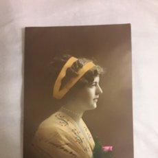 Postales: ANTIGUA TARJETA POSTAL CIRCULADA DE 1908. Lote 188598281