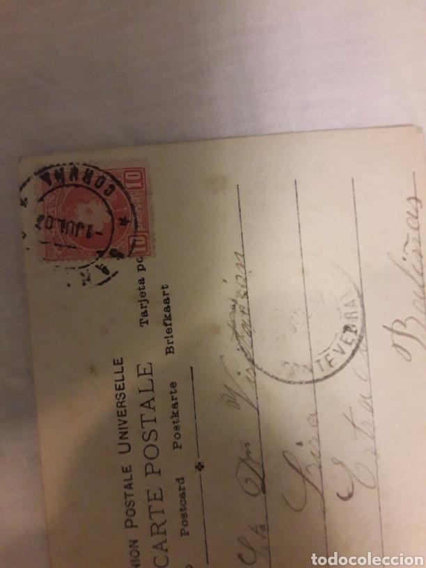 Postales: Postal circulada de 1907 - Foto 2 - 188601936