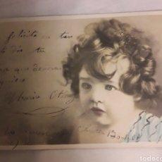 Postales: POSTAL CIRCULADA DE 1907. Lote 188601936