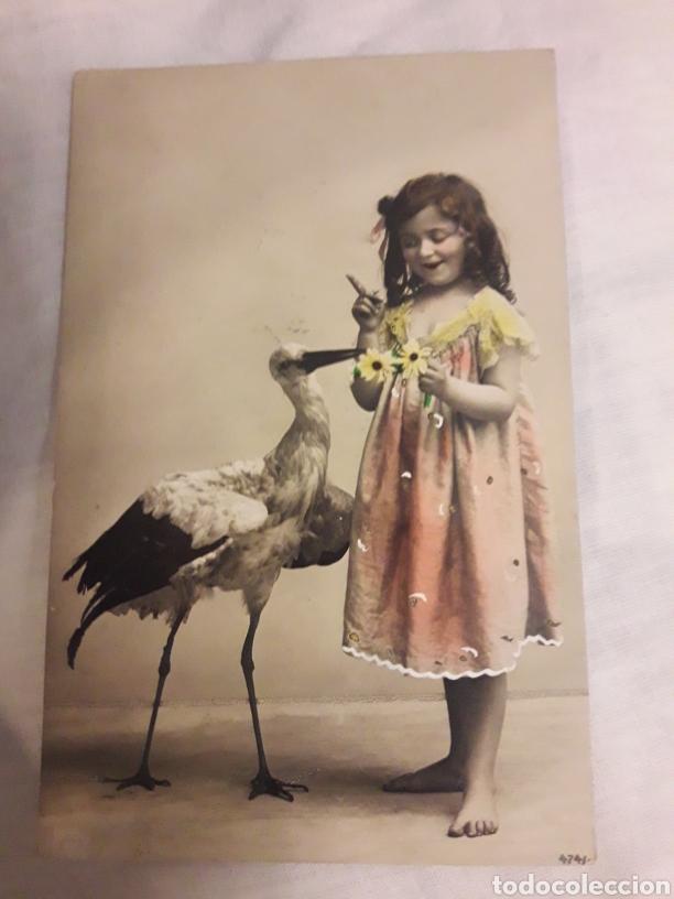 POSTAL CIRCULADA DE 1907 (Postales - Varios)