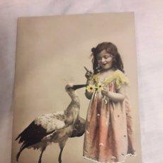 Postales: POSTAL CIRCULADA DE 1907. Lote 188602505