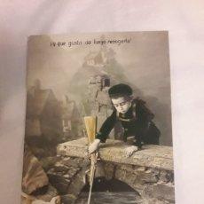 Postales: POSTAL CIRCULADA DE 1908. Lote 188602561