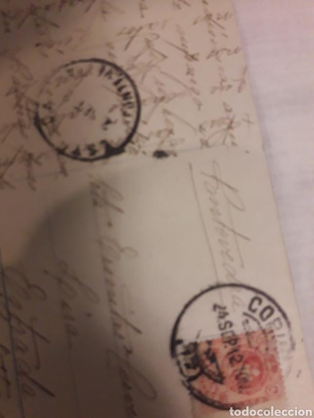 Postales: Postal circulada de 1912 - Foto 2 - 188602608
