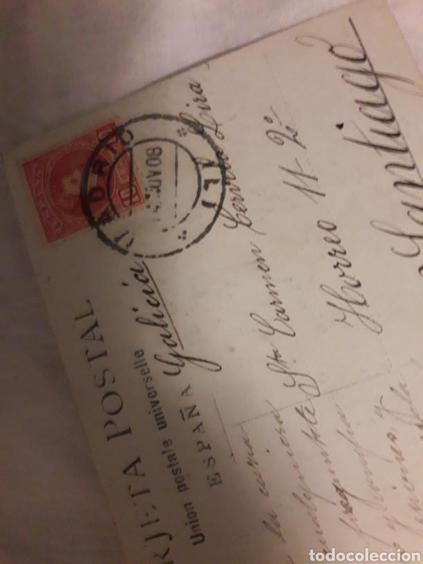 Postales: Postal circulada de 1908 - Foto 2 - 188602886