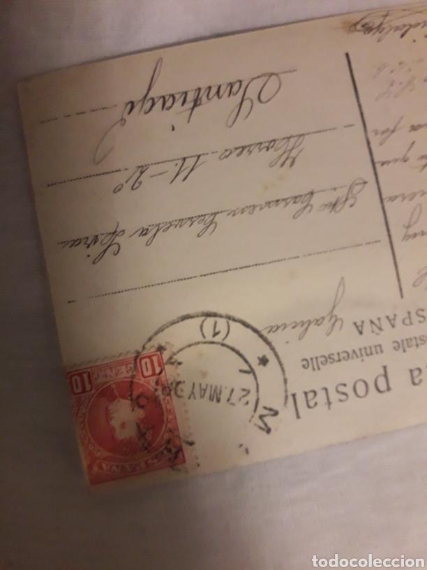 Postales: Postal circulada de 1908 - Foto 2 - 188603081