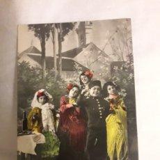 Postales: POSTAL CIRCULADA DE 1908. Lote 188603081