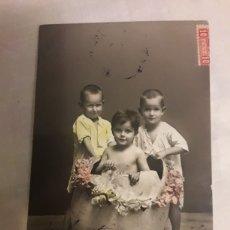 Postales: POSTAL CIRCULADA DE 1908. Lote 188603138