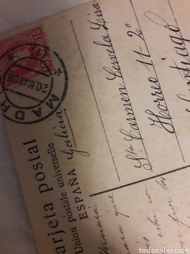 Postales: Postal circulada de 1908 - Foto 2 - 188603298