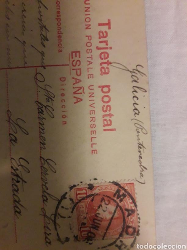 Postales: Postal circulada de 1908 - Foto 2 - 188603347
