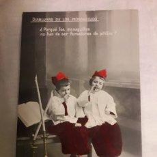 Postales: POSTAL CIRCULADA DE 1908. Lote 188603347