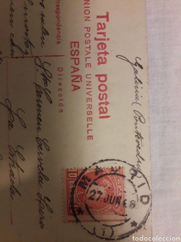 Postales: Postal circulada de1908 - Foto 2 - 188603415