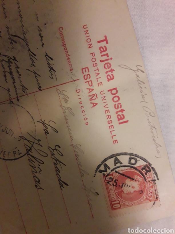 Postales: Postal circulada de 1908 - Foto 2 - 188603592