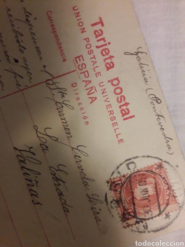 Postales: Postal circulada de 1908 - Foto 2 - 188603676