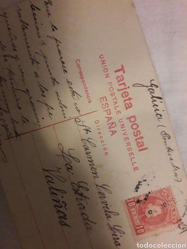 Postales: Postal circulada de 1908 - Foto 2 - 188603745
