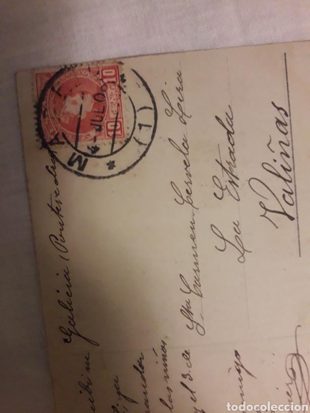 Postales: Postal circulada de 1908 - Foto 2 - 188603985