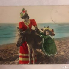 Postales: POSTAL CIRCULADA DE 1908. Lote 188603985
