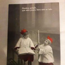 Postales: POSTAL CIRCULADA DE 1908. Lote 188604076