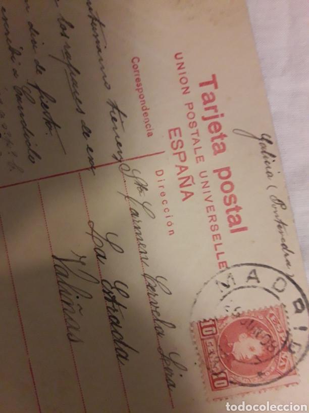 Postales: Postal circulada de 1908 - Foto 2 - 188604125